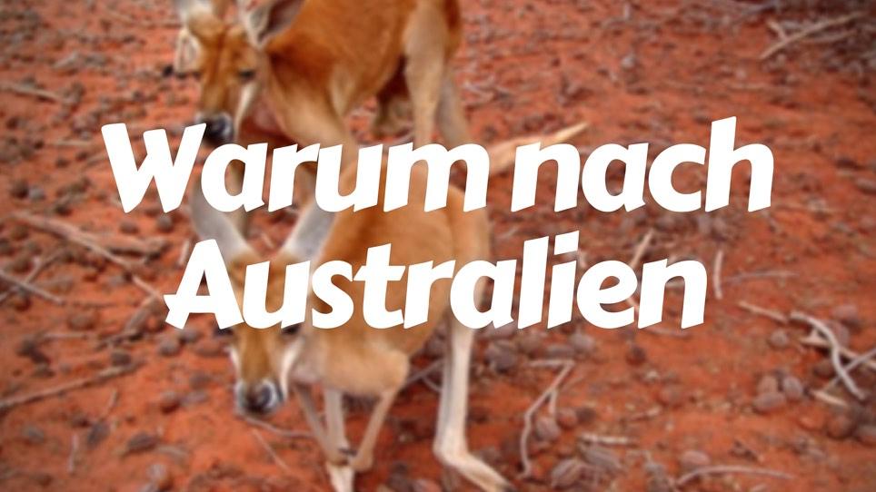 Warum Australien