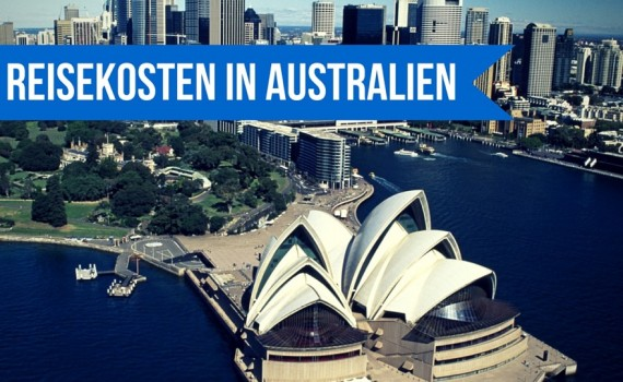 Australien Kosten