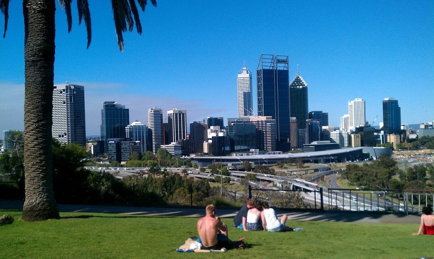 Perth Innenstadt