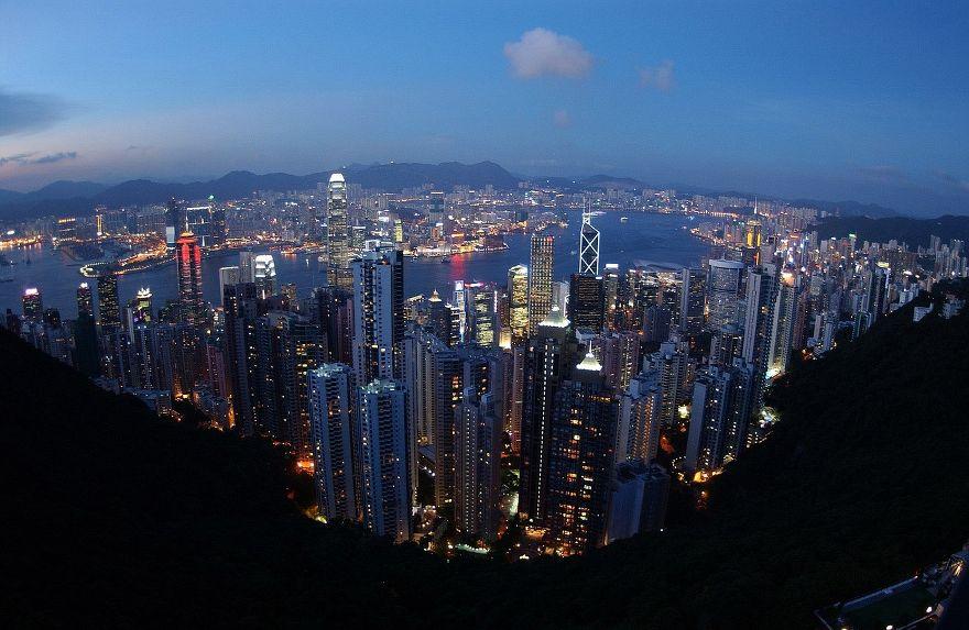Work and Travel Hong Kong