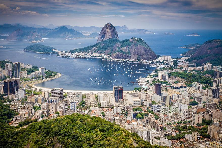 Work and Travel Brasilien