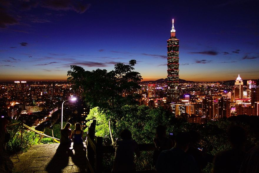 Work and Travel Taiwan