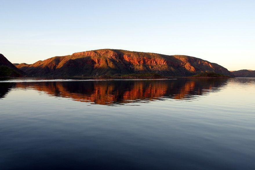 Lake Argyle nähe Kununurra