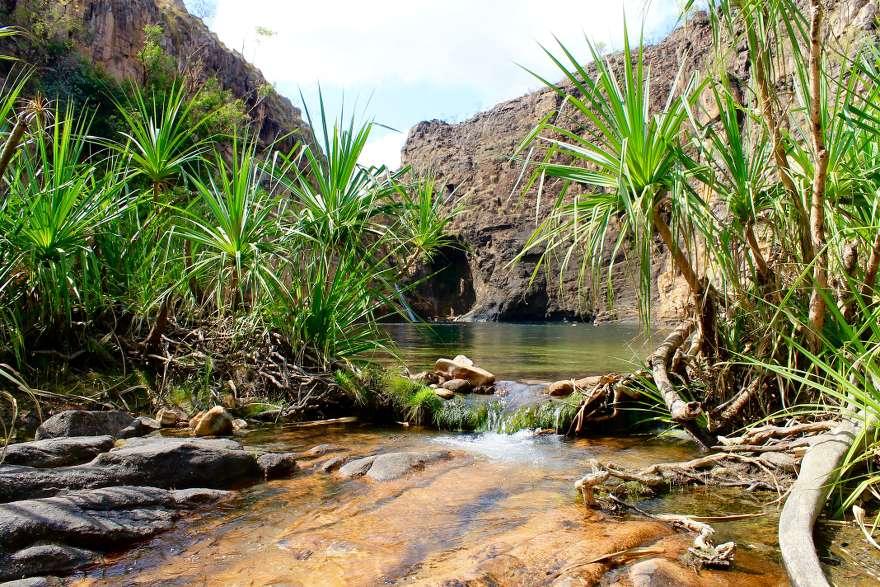 Pool im Kakadu Nationalpark