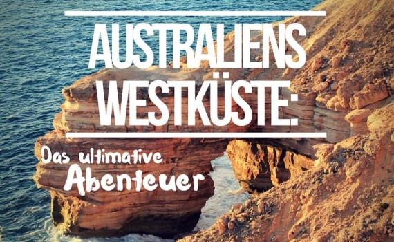 Australiens Westküste Titelbild